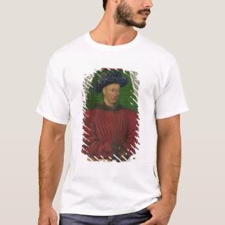 Portrait de Charles VII, c.1445-50 T-shirt