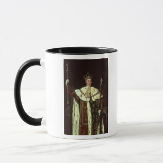 Portrait de Charles X de la France, 1829 Mug