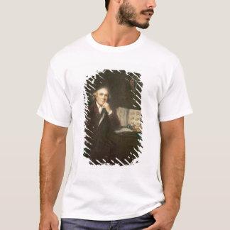 Portrait de chasseur de John après monsieur Joshua T-shirt