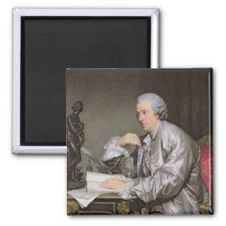 Portrait de Claude-Henri Watelet 1763-65 Magnet Carré