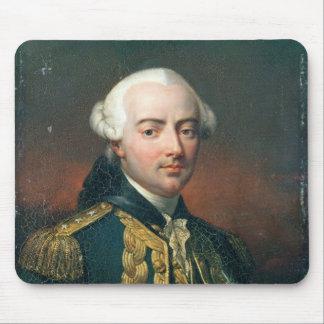 Portrait de compte de Charles Henri d'Estaing Tapis De Souris