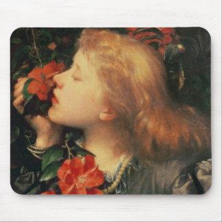 Portrait de dame Ellen Terry c.1864 Tapis De Souris