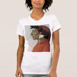 Portrait de Dante T-shirts