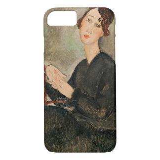 Portrait de Dedie Hayden, 1918 Coque iPhone 7
