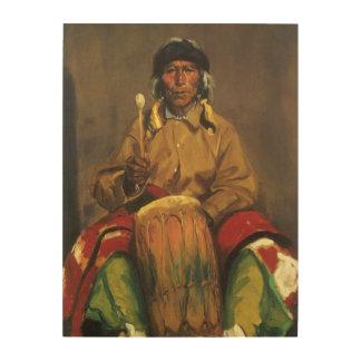 Portrait de Dieguito Roybal par Robert Henri Canevas En Bois