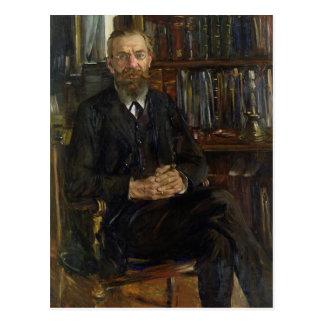 Portrait de Dr. Edouard Meyer 1910-11 Cartes Postales