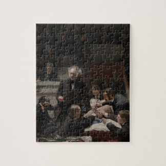 Portrait de Dr. Samuel D. Gross par Thomas Eakins Puzzle