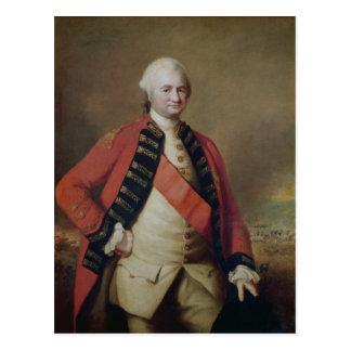 Portrait de ęr baron Clive, 1773 de Robert Clive Carte Postale