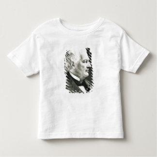 Portrait de Fillmore Millard T-shirt Pour Les Tous Petits