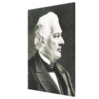 Portrait de Fillmore Millard Toiles