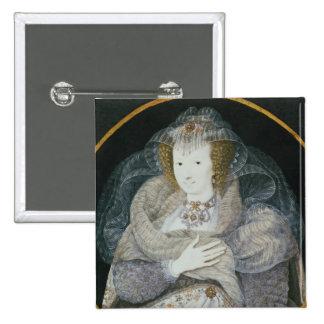 Portrait de Frances, comtesse Howard Badge