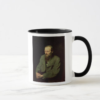 Portrait de Fyodor Dostoyevsky 1872 Mug