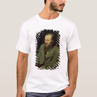 Portrait de Fyodor Dostoyevsky 1872 T-shirt