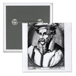 Portrait de Gerard Mercator Pin's