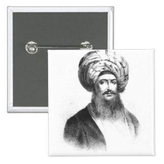 Portrait de Giovanni Battista Belzoni Badges