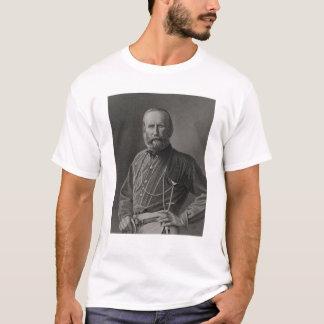 Portrait de Giuseppe Garibaldi T-shirt