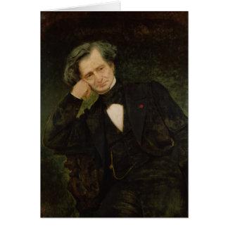 Portrait de Hector Berlioz Cartes