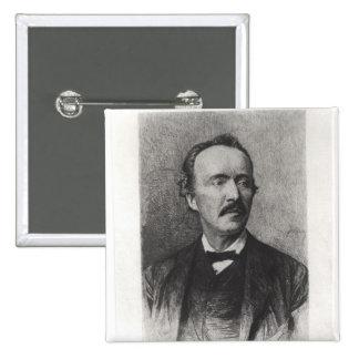 Portrait de Heinrich Schliemann Pin's