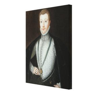 Portrait de Henry Stewart, comte de Darnley (1545- Toiles