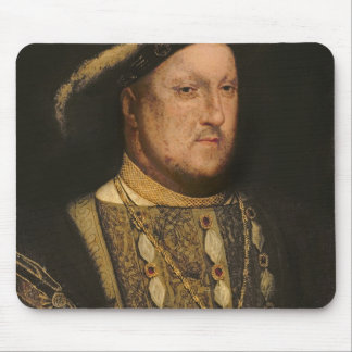 Portrait de Henry VIII c.1536 Tapis De Souris