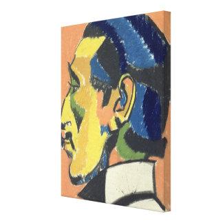 Portrait de Horace Brodsky (1885-1969) (en pastel  Toiles