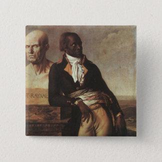 Portrait de Jean-Baptiste Belley Badges