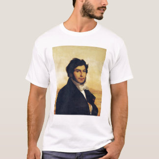 Portrait de Jean-Francois Champollion 1831 T-shirt