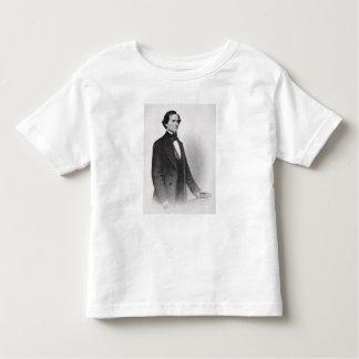 Portrait de Jefferson Davis T-shirt Pour Les Tous Petits