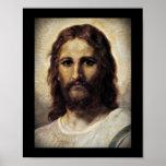 Portrait de Jésus-Christ Posters