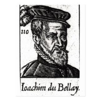 Portrait de Joachim du Bellay Carte Postale