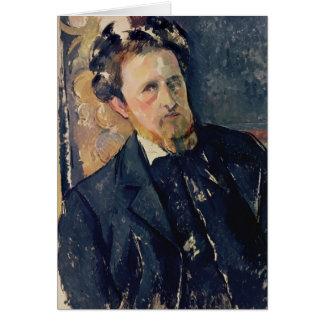 Portrait de Joachim Gasquet 1896-97 Cartes