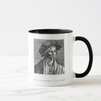 Portrait de Joachim Patinir, 1521 Mug
