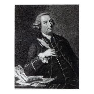 Portrait de John Christopher Smith Cartes Postales