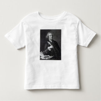 Portrait de John Christopher Smith T-shirt Pour Les Tous Petits