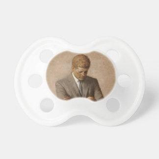 Portrait de John F. Kennedy Sucette Pour Bébé