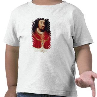 Portrait de John II du Portugal T-shirt