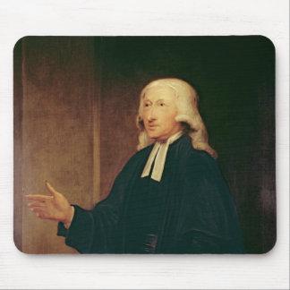 Portrait de John Wesley 1788 Tapis De Souris