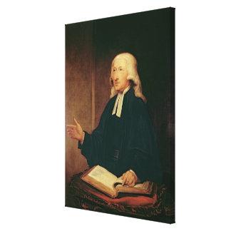 Portrait de John Wesley 1788 Toiles