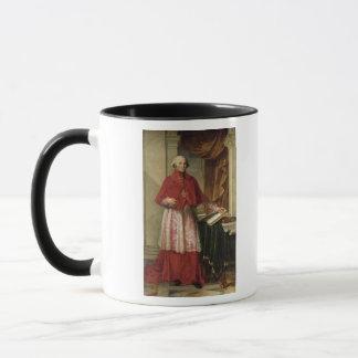 Portrait de Joseph Fesch cardinal 1806 Tasses