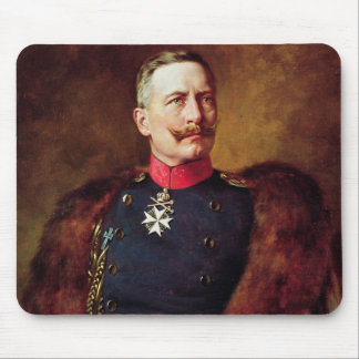 Portrait de Kaiser Wilhelm Ii Tapis De Souris