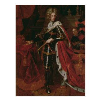 Portrait de Leopold I, empereur romain saint Carte Postale