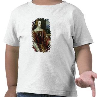 Portrait de l'impératrice Isabella du Portugal T-shirt