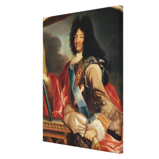 Portrait de Louis XIV Toiles