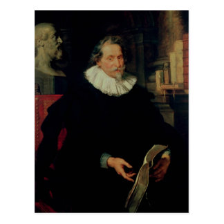 Portrait de Ludovicus Nonnius Carte Postale