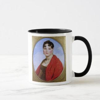Portrait de Madame Aymon, ou belle Zelie de La Mug