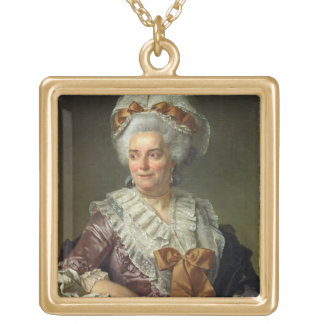 Portrait de Madame Charles-Pierre Pecoul, Pota nee Pendentif Carré