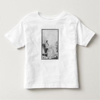 Portrait de Madame du Deffand, 1760 T-shirt Pour Les Tous Petits