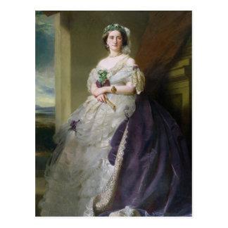 Portrait de Madame Middleton, 1863 Carte Postale