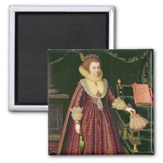 Portrait de Madame, probablement Elizabeth, comtes Magnet Carré