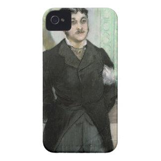 Portrait de Manet   de M. Gauthier-Lathuille Coques iPhone 4